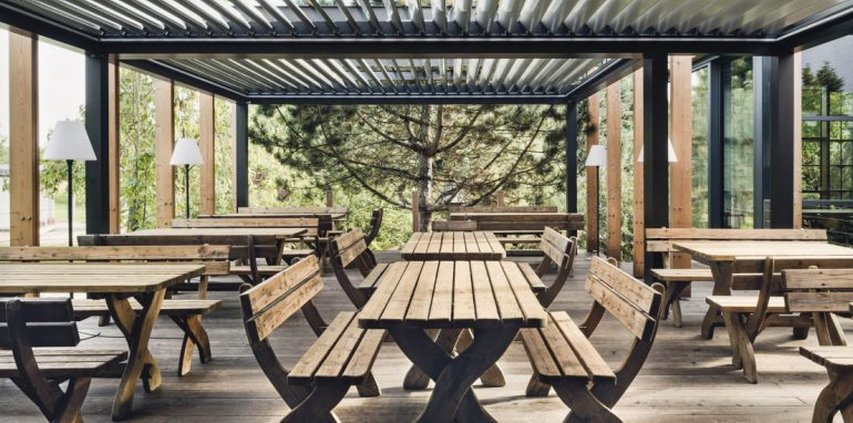 Bench Seating for your Summerhouse